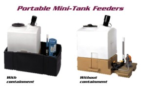 Packaged Chemical Feed Systems From Neptune Chemical Pump