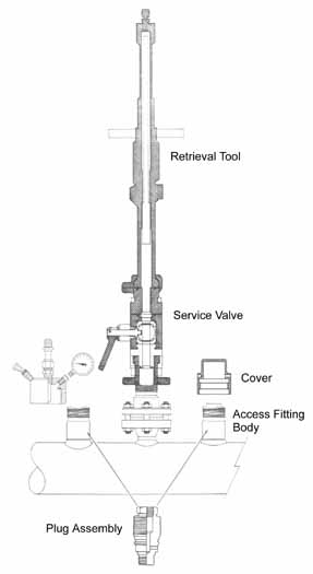 High Pressure Access Systems
