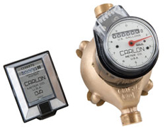 Carlon, JL, JLR, Water, Meters, positive displacement meters