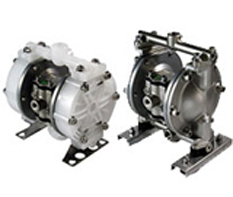 TC-X100, AODD Pumps, Air Operated Double Diaphragm Pumps
