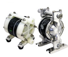 TC-X102, AODD Pumps, Air Operated Double Diaphragm Pumps