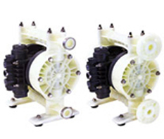 TC-X202, AODD Pumps, Air Operated Double Diaphragm Pumps