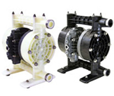 TC-X252, AODD Pumps, Air Operated Double Diaphragm Pumps