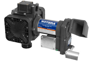 Sotera, 12/24 VDC, Diaphragm Pumps